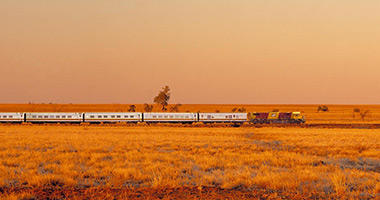 The Journey to Longreach
