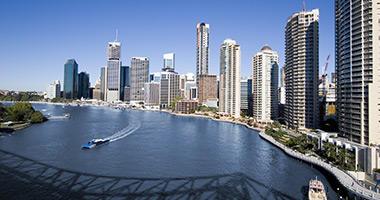 Head West from Brisbane