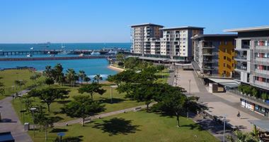 Darwin's Waterfront Precinct