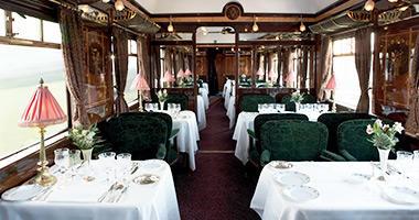Elegant Fine Dining