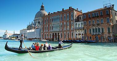 Explore the Venetian Canals