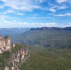 The Three Sisters, Blue Mountains   by Flight Centre's Brenda Koning
