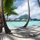 Relax on a Hammock, Bora Bora