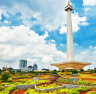 National Monument Monas, Merdeka Square