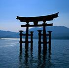 Japan travel - Miyajima Shrine