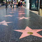 Hollywood Walk of Fame, LA