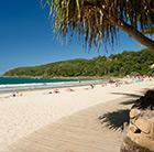 Noosa Beach, Sunshine Coast