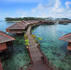 Overwater Bungalows, Sabah