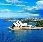 A view of the Opera House from Sydney Hotels
