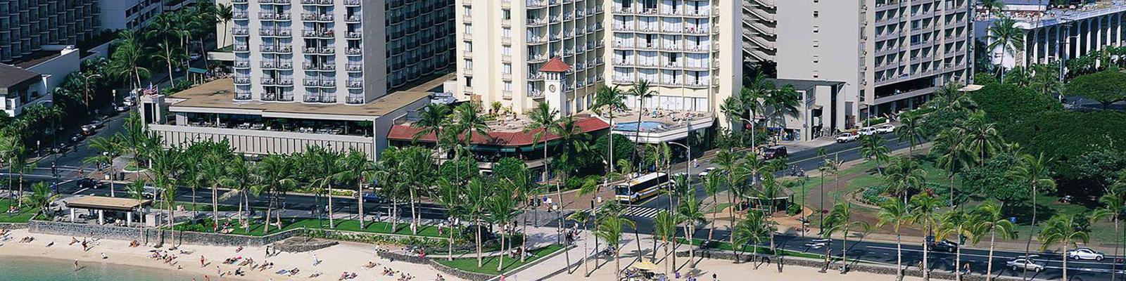 Shores Waikiki
