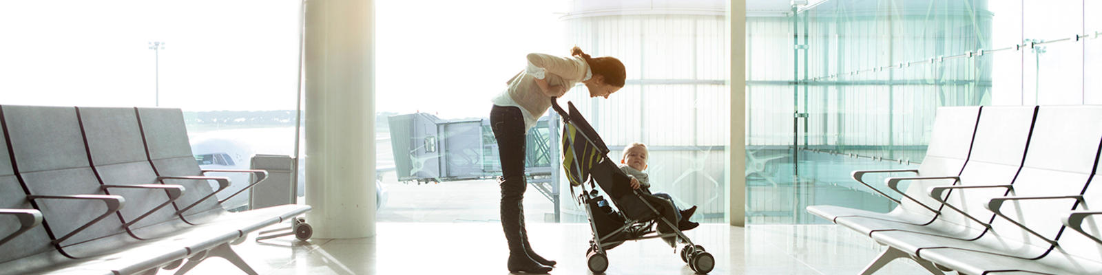 Flying With Kids Family Travel