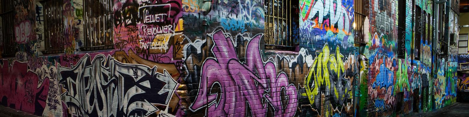 melborune grafiti art