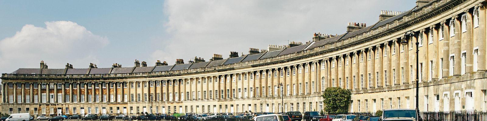 royal crescent bath england