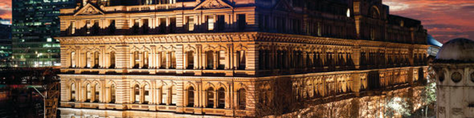 Stepping Back In Time At The Grand Hotel Melbourne