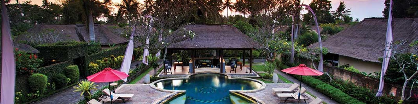 Ubud Furama villas Bali