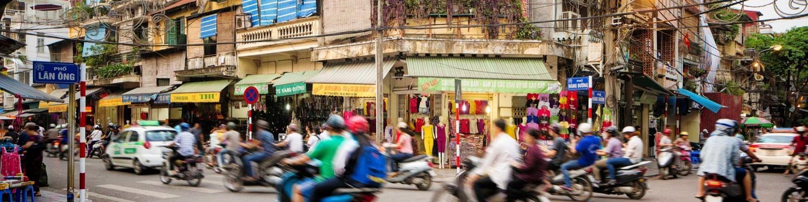 vietnamese street