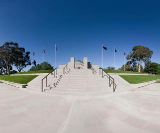The Australian War Memorial in Canberra.