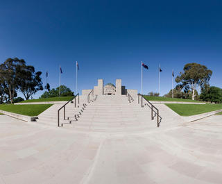 The Australian War Memorial in Canberra.