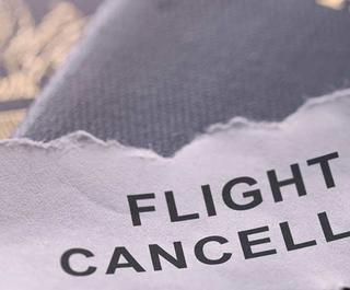Cancelled flights - airports pivot