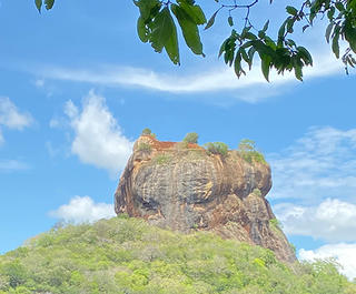 Lion Rock, Sri Lanka