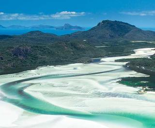whitsundays aerial