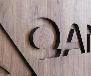 Qantas London lounge