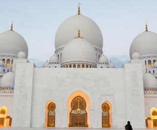 Abud Dhabi mosque