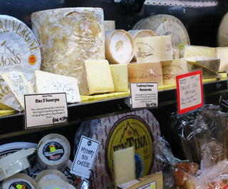 Smelly Cheese shop Adelaide Central Market