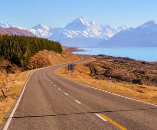 New Zealand road trip.
