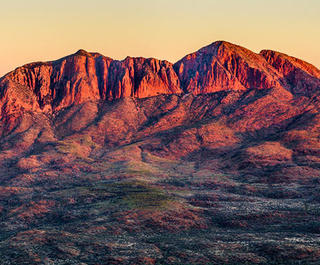 northern territory landscape