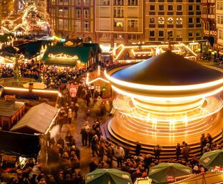Frankfurt Best Christmas Market