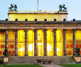 Altes museum berlin exterior