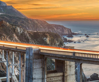 Bixby creek bridge california