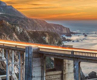 Bixby creek bridge california