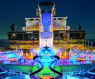 Symphony of the Seas. Photo: Royal Caribbean International.