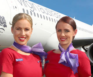 Virgin Australia new 330 airbus