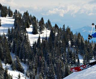 Sun Peaks Resort Canada