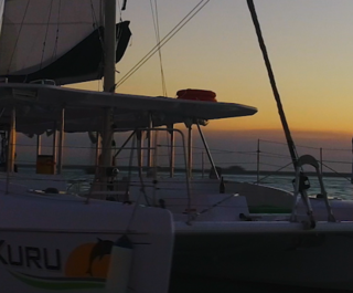 sunset cruise darwin