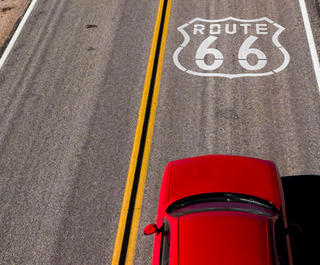 tips for road tripping and road trips - route 66