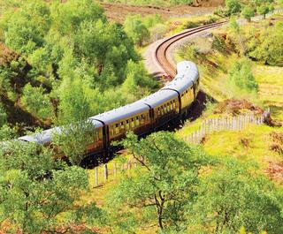 Train Spotting in the UK