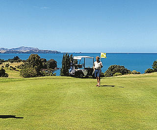Waitangi Golf Club