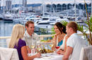 Dining at Kermadec | © Auckland Tourism, Events and Economic Development Ltd.