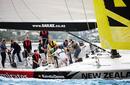 Sail NZ Yacht   © Auckland Tourism, Events and Economic Development Ltd.