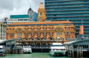 The Auckland Ferry Terminal