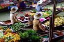 Floating Markets, Bangkok