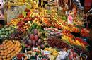 Fruit and Vegetable Stall, La Boqueria