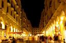 Markets at night
