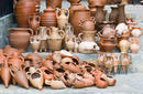 Clay Pots and Amphoras, Nesebar