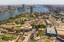 Cairo from above