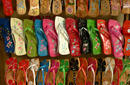 Wooden Sandals for Sale, Hanoi Market